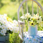 Nachhaltigen Garten
